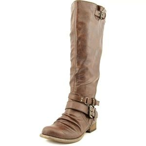 Brown Santana riding boots
